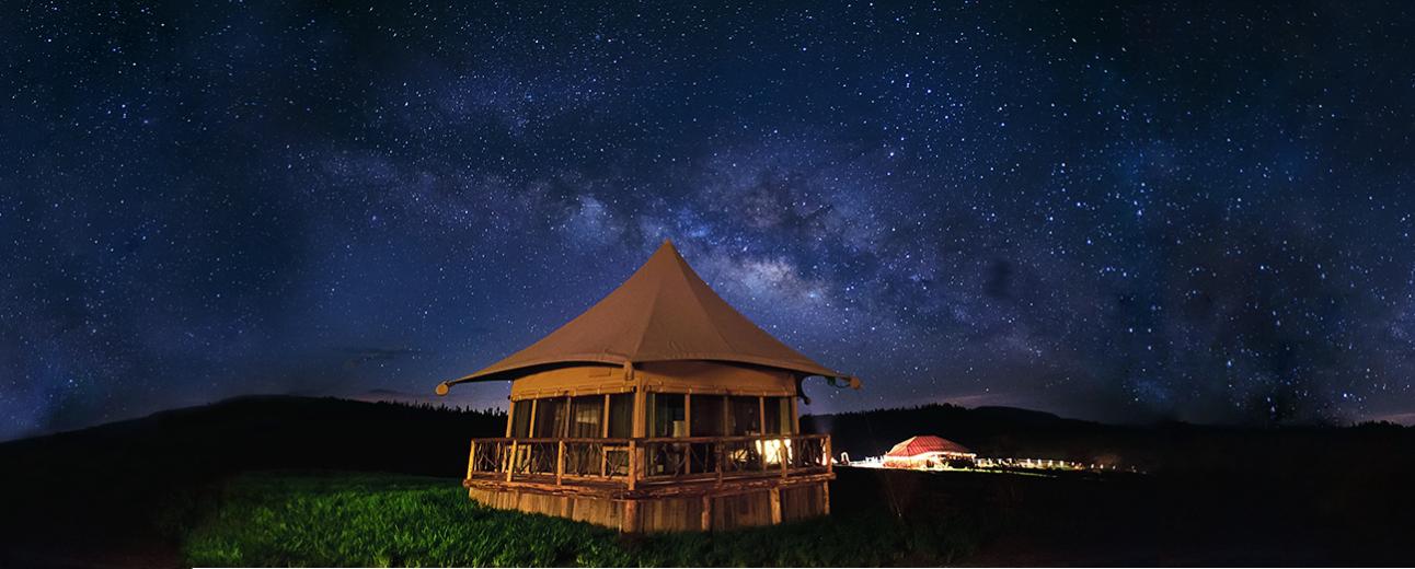 康藤·格拉丹帐篷营地