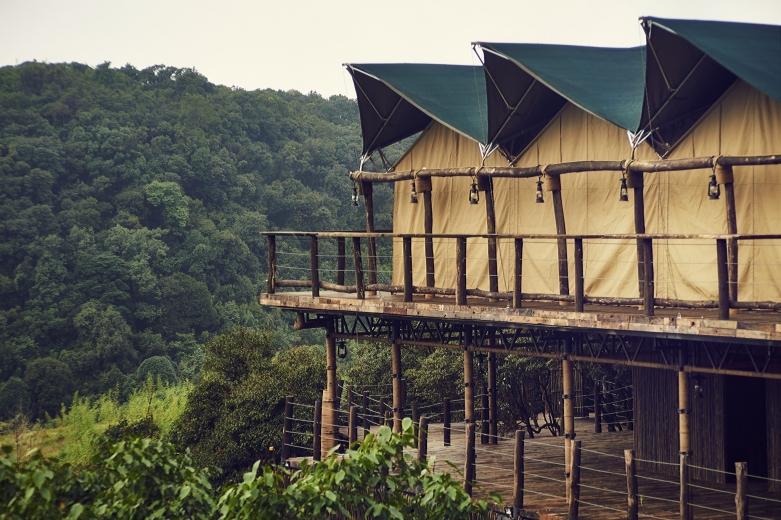 康藤·高黎贡帐篷营地